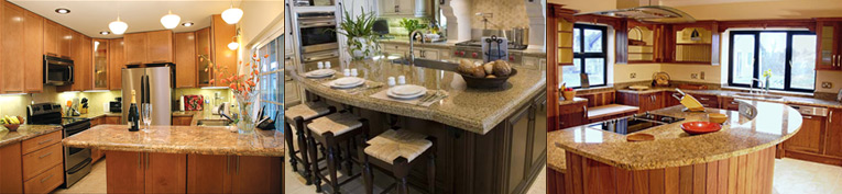 Kitchen design cape town granite kitchens and counter for Kitchen cabinets cape town